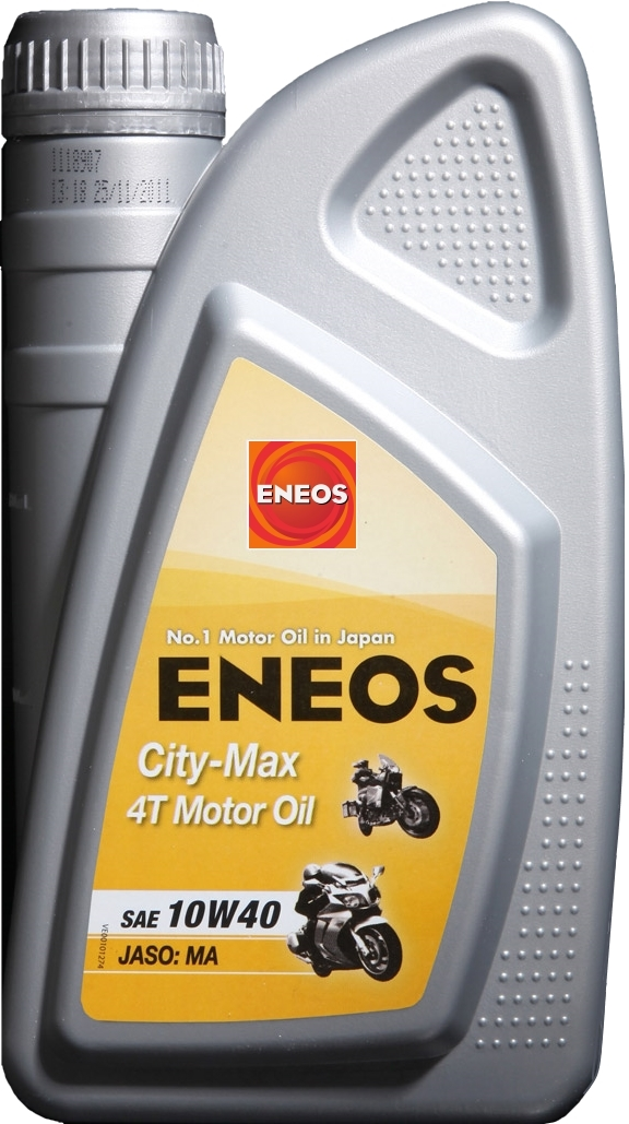ENEOS City-Max 10W40 motocycle oil